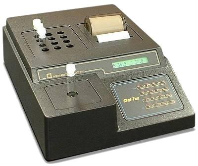 Полуавтоматический анализатор Stat Fax 1904+